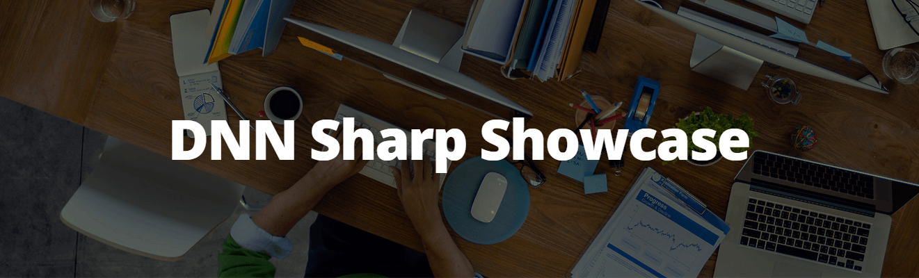 DNN Sharp Showcase