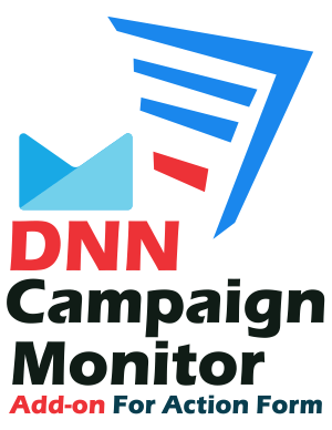 DNN Campaign Monitor Add-on