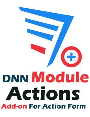 DNN Module Actions Add-on