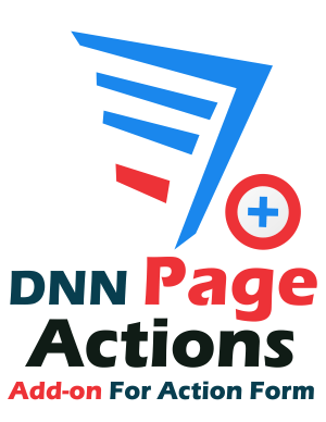 DNN Page Actions
