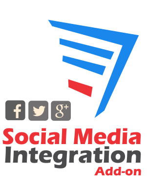 Social Media Integration Add-on