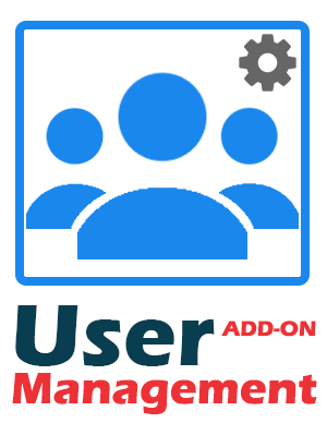 User Management Add-On