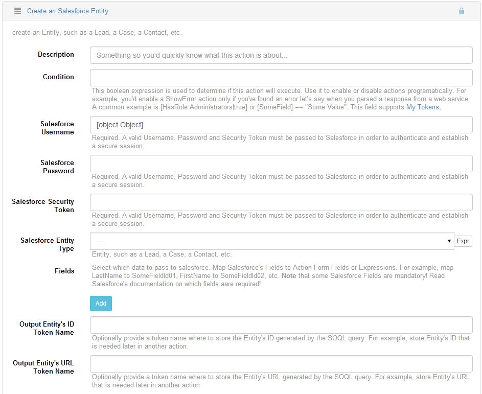 Salesforce & DNN Integration Made Simple! DNN Salesforce Add