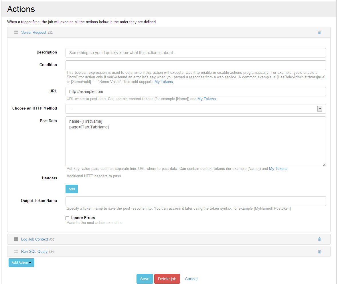 Sharp Scheduler 1.2 - All Kinds Of Automated Tasks In DNN